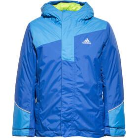 adidas CPS Takki Pehmustettu Lapset, blue beauty f10/solar blue2 s14/solar blue 2 s14